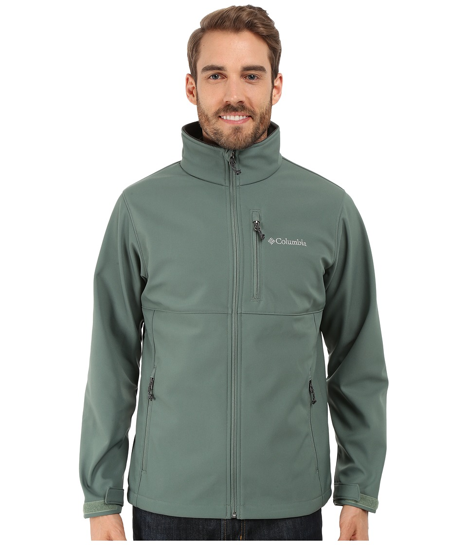 Columbia - Ascendertm Softshell Jacket (Commando) Men's Coat