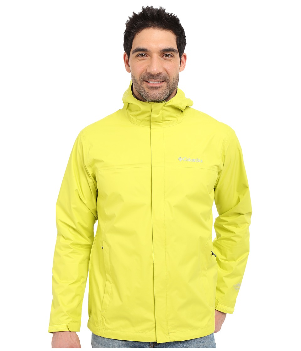 Columbia - Watertight II Jacket (Chartreuse/Sedona Sage) Men's Coat