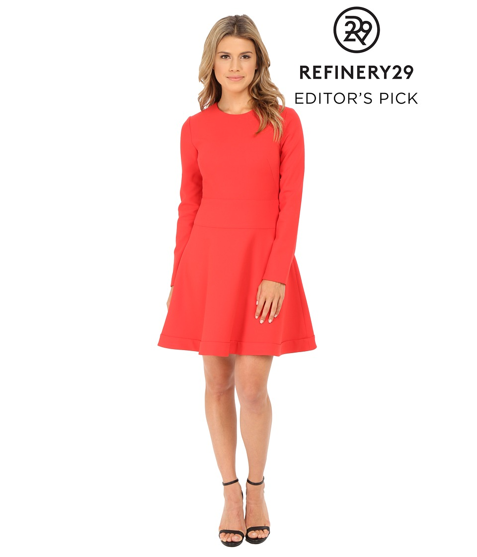 Shoshanna - Rio Dress (Flame) Women's Dress