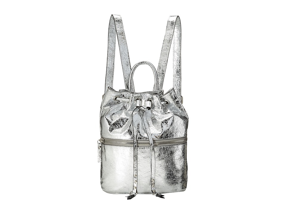French Connection - Mara - Backpack (Silver) Backpack Bags