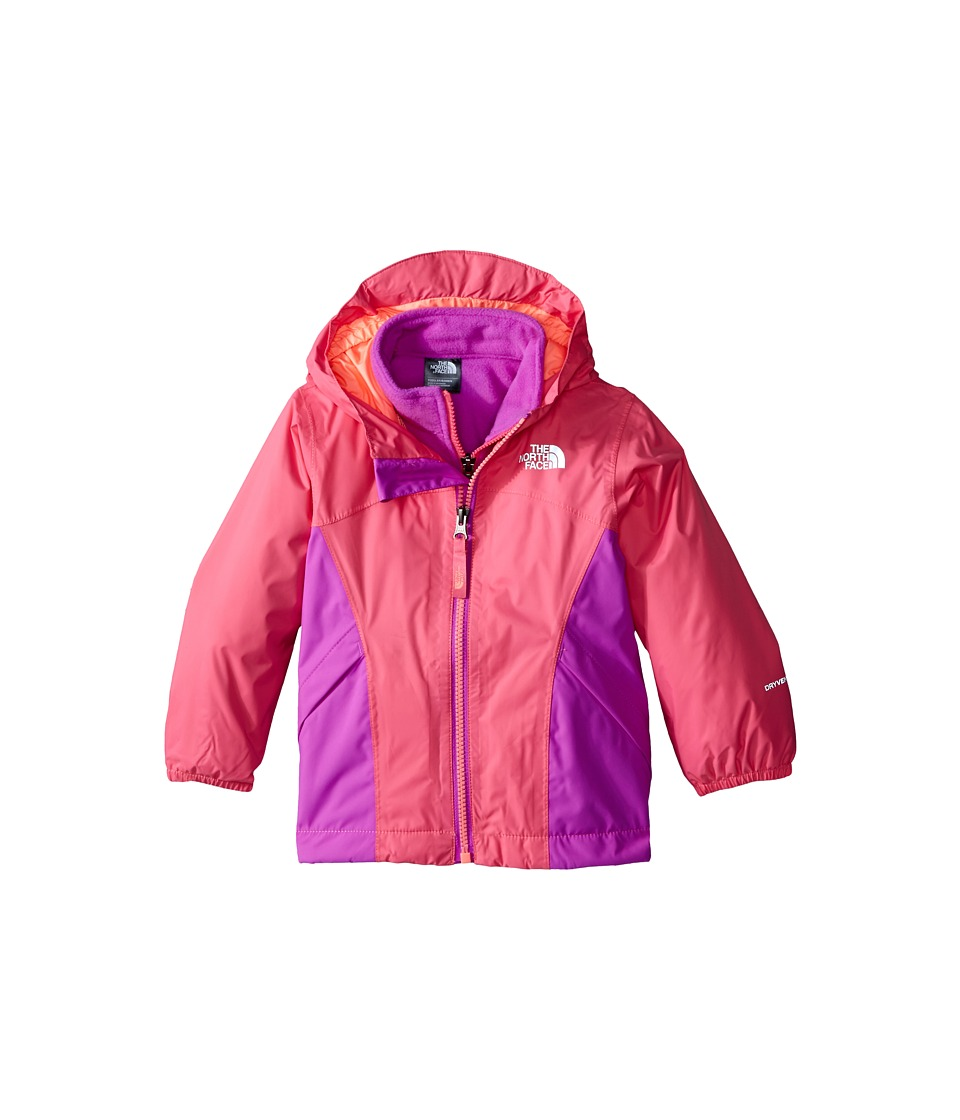 The North Face Kids - Stormy Rain Triclimate (Toddler) (Cha Cha Pink) Girl's Coat