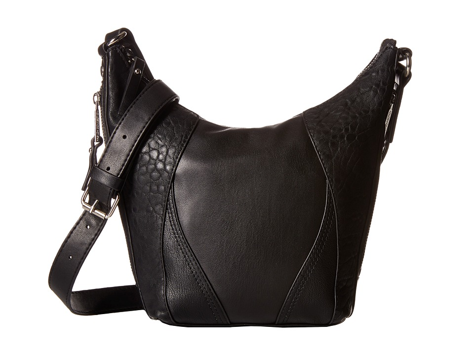 French Connection - Ollie - Crossbody (Black) Cross Body Handbags