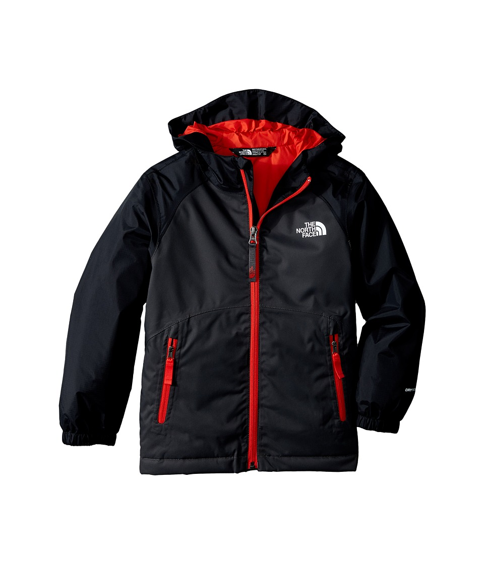 The North Face Kids - Insulated Allabout Jacket (Little Kids/Big Kids) (Asphalt Grey) Boy's Coat