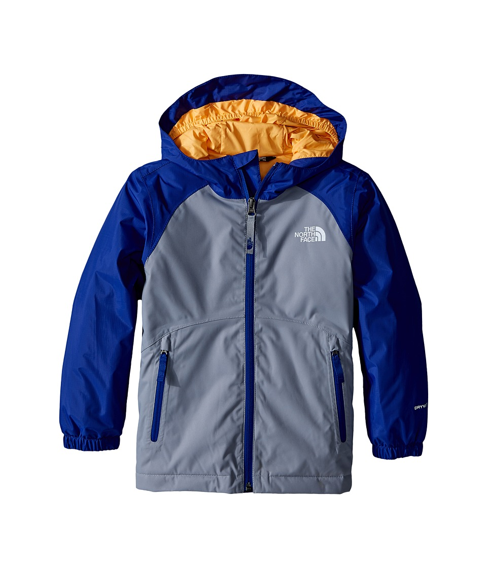 The North Face Kids - Insulated Allabout Jacket (Little Kids/Big Kids) (Mid Grey) Boy's Coat