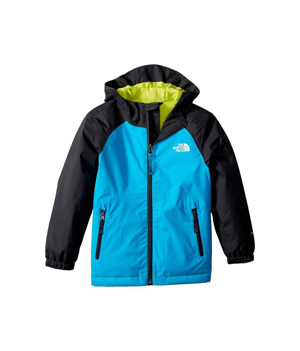 The North Face Kids - Insulated Allabout Jacket (Little Kids/Big Kids) (Meridian Blue) Boy's Coat