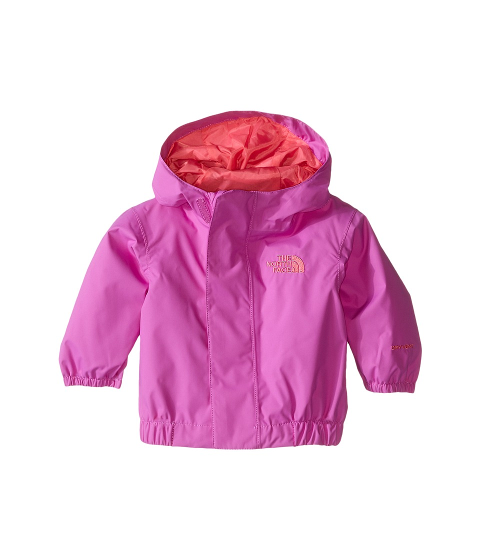 The North Face Kids - Tailout Rain Jacket (Infant) (Sweet Violet) Kid's Coat