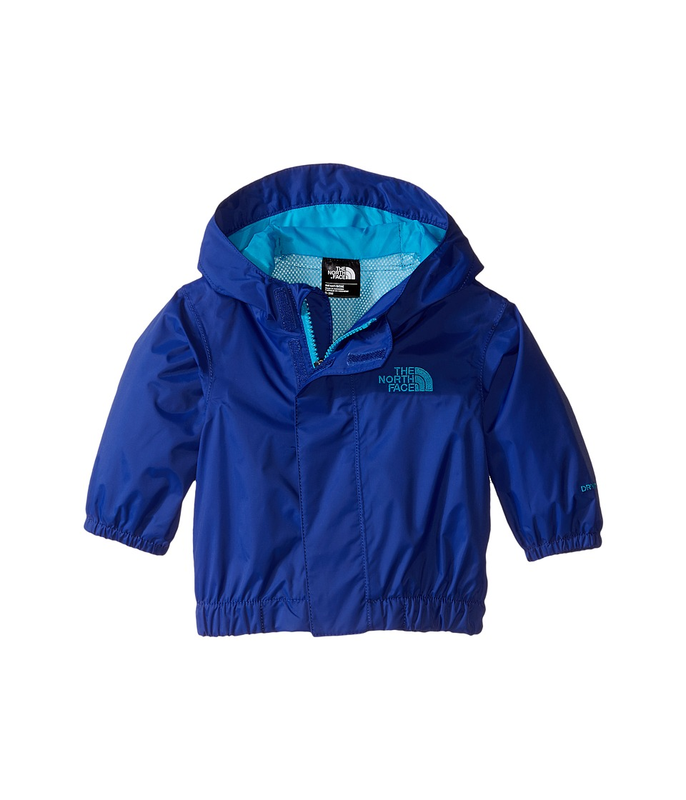 The North Face Kids - Tailout Rain Jacket (Infant) (Marker Blue) Kid's Coat