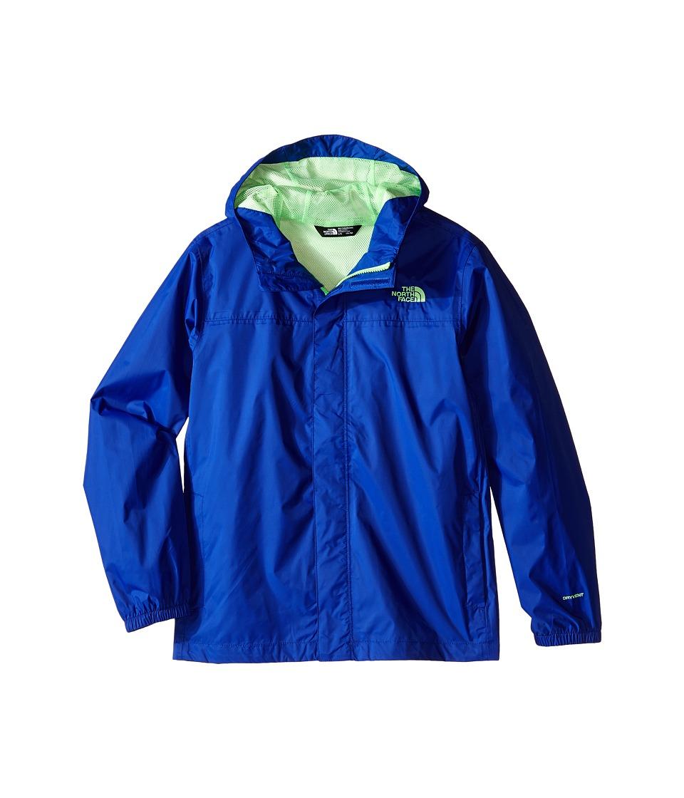 The North Face Kids - Zipline Rain Jacket (Little Kids/Big Kids) (Marker Blue) Boy's Coat