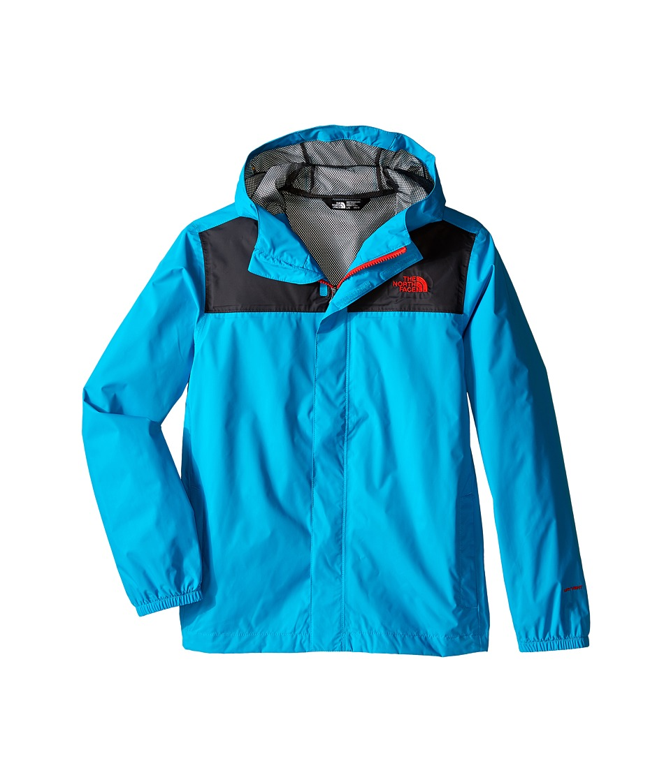 The North Face Kids - Zipline Rain Jacket (Little Kids/Big Kids) (Meridian Blue) Boy's Coat