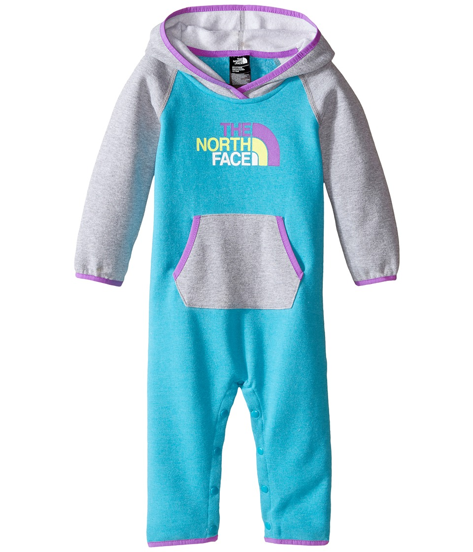 The North Face Kids - Logowear One-Piece (Infant) (Bluebird) Kid's Jumpsuit & Rompers One Piece