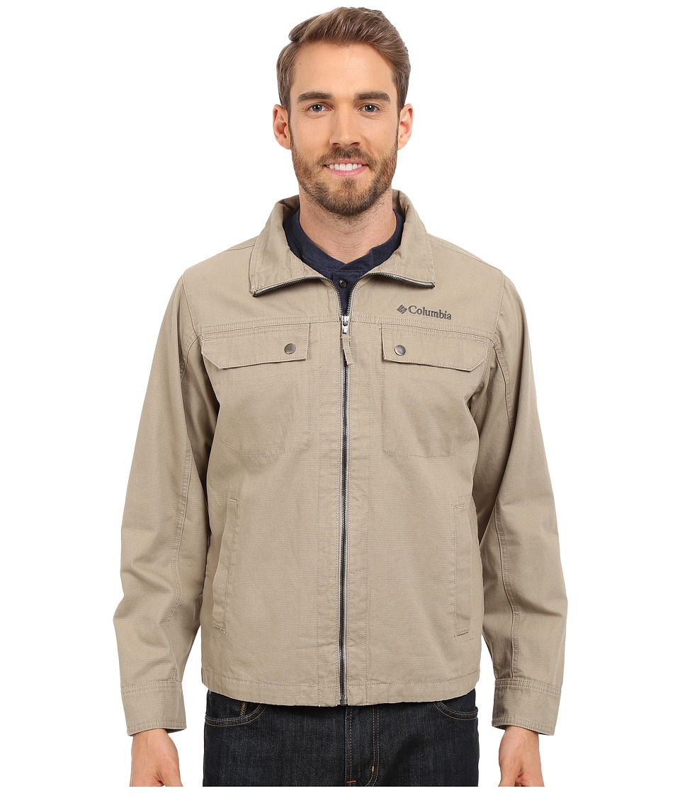 Columbia - Tough Country Jacket (Tusk) Men's Coat