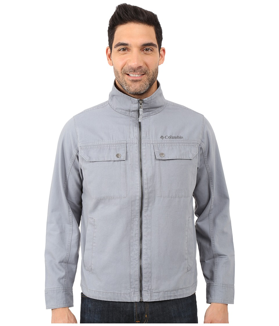 Columbia - Tough Country Jacket (Grey Ash) Men's Coat