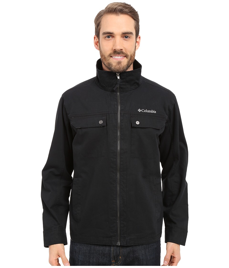 Columbia - Tough Country Jacket (Black) Men's Coat