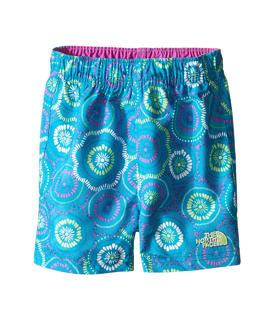 The North Face Kids - Hike/Water Short (Infant) (Bluebird Sand Dollar Print) Kid's Shorts