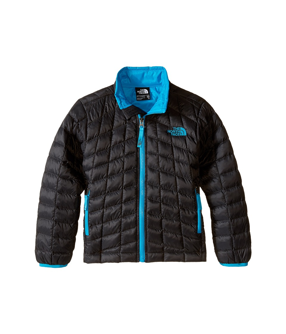 The North Face Kids - Thermoball Full Zip Jacket (Little Kids/Big Kids) (Asphalt Grey) Boy's Coat