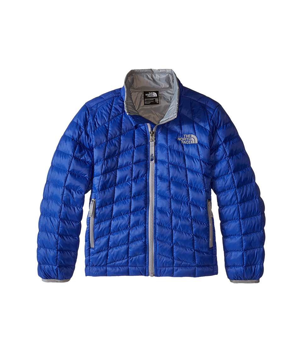 The North Face Kids - Thermoball Full Zip Jacket (Little Kids/Big Kids) (Marker Blue) Boy's Coat