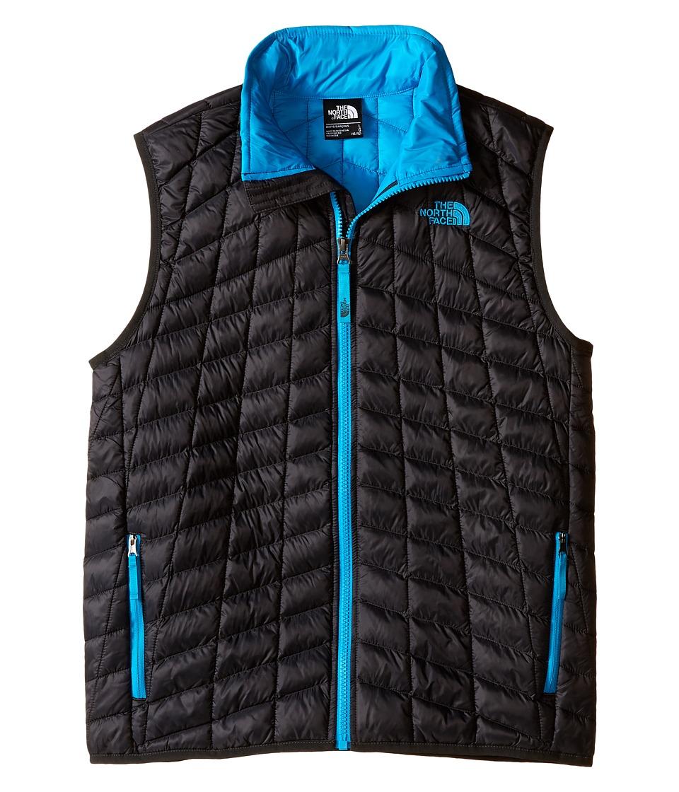 The North Face Kids - ThermoBall Vest (Little Kids/Big Kids) (Asphalt Grey) Boy's Vest