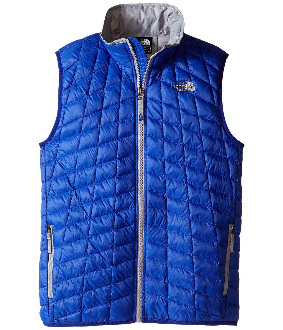 The North Face Kids - ThermoBall Vest (Little Kids/Big Kids) (Marker Blue) Boy's Vest