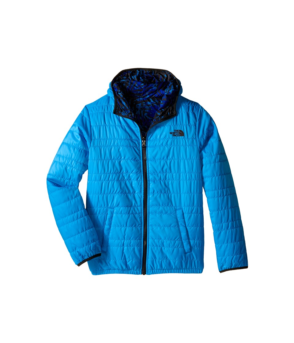 The North Face Kids - Reversible Perrito Peak Jacket (Little Kids/Big Kids) (Meridian Blue) Boy's Coat