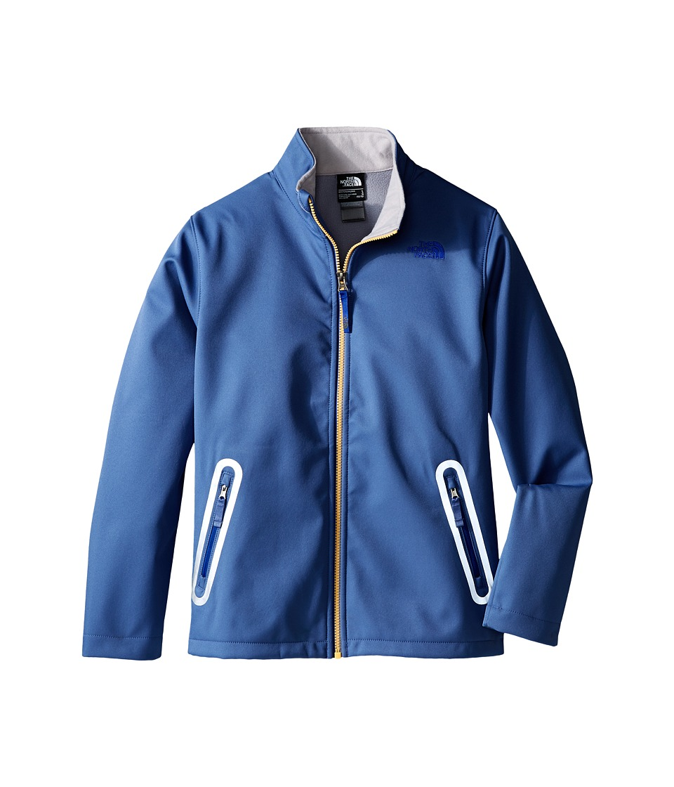 The North Face Kids - TNF Apex Bionic Jacket (Little Kids/Big Kids) (Pelagic Blue) Boy's Coat