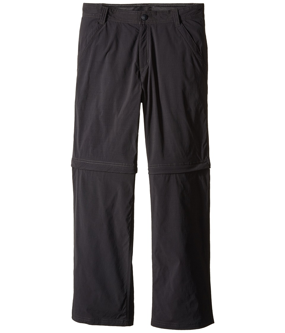 The North Face Kids - Convertible Hike Pants (Little Kids/Big Kids) (Asphalt Grey) Boy's Casual Pants