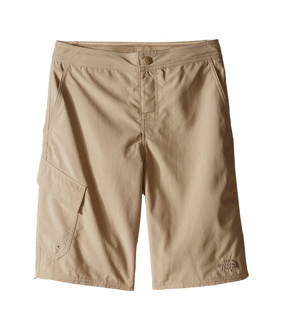 The North Face Kids - Markhor Hike/Water Shorts (Little Kids/Big Kids) (Dune Beige/Dune Beige (Prior Season)) Boy's Shorts