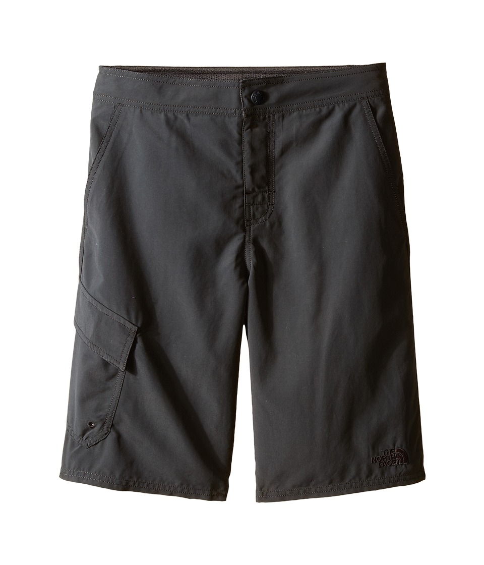 The North Face Kids - Markhor Hike/Water Shorts (Little Kids/Big Kids) (Asphalt Grey/Asphalt Grey) Boy's Shorts