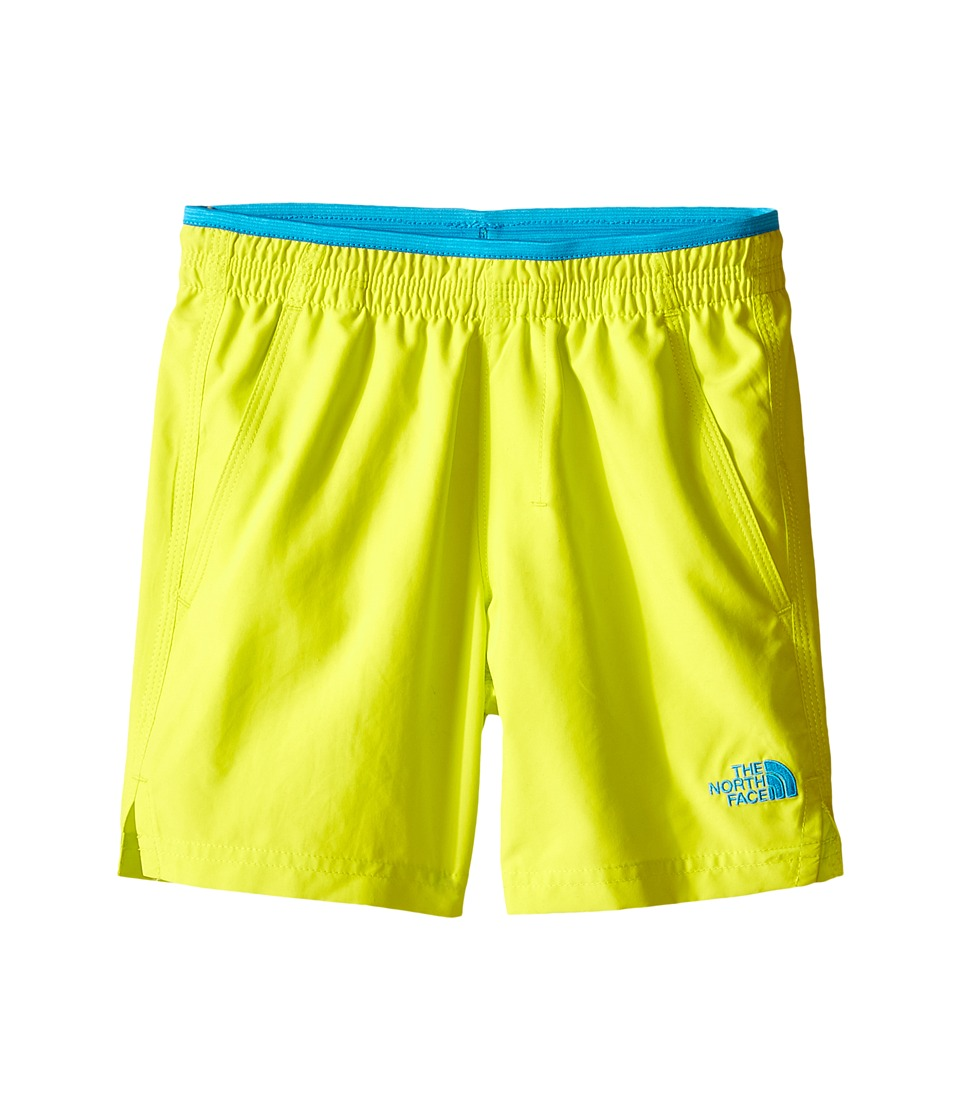 The North Face Kids - Class V Water Shorts (Little Kids/Big Kids) (Sulphur Spring Green) Boy's Swimwear