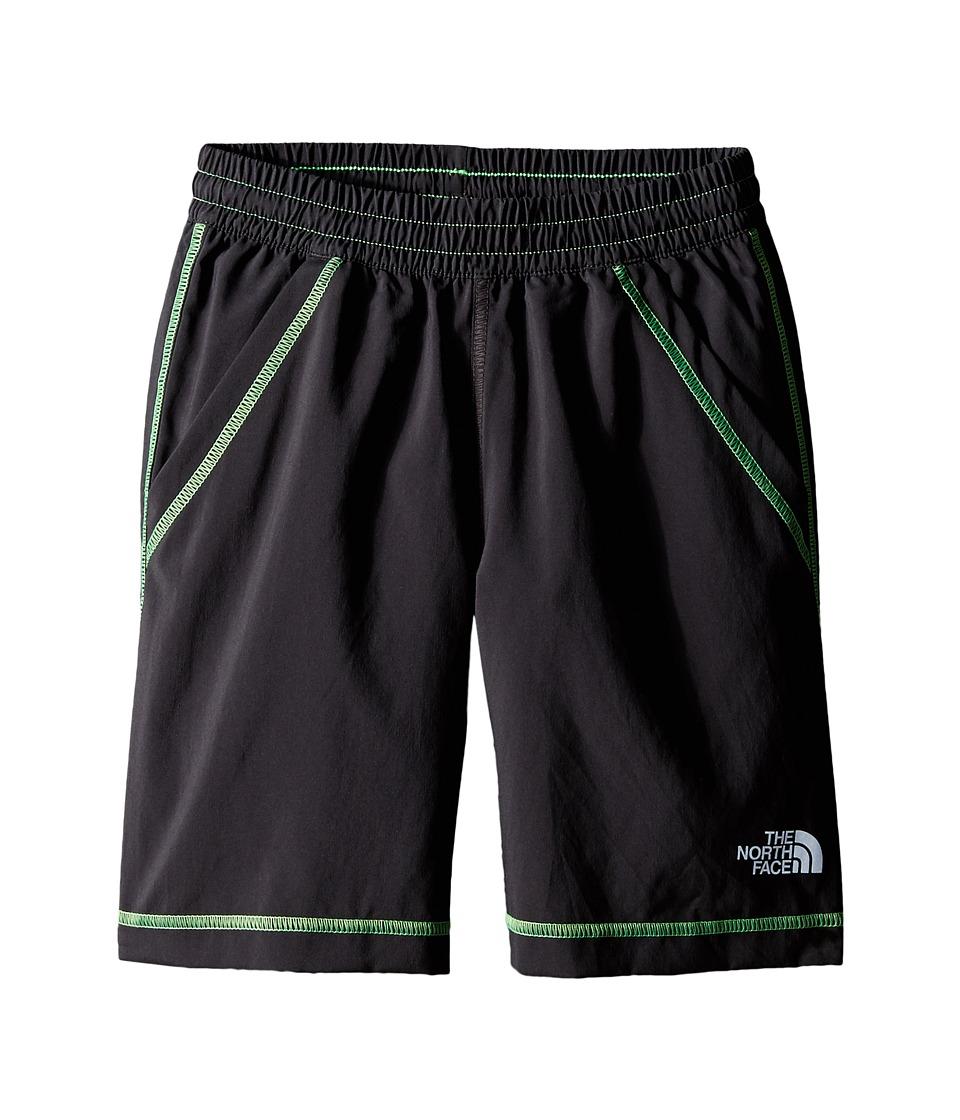 The North Face Kids - Mak Voltage Shorts (Little Kids/Big Kids) (Asphalt Grey) Boy's Shorts
