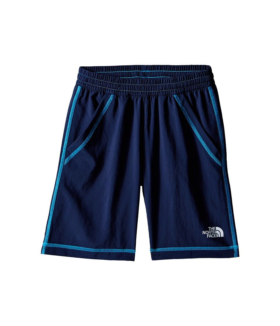 The North Face Kids - Mak Voltage Shorts (Little Kids/Big Kids) (Cosmic Blue) Boy's Shorts