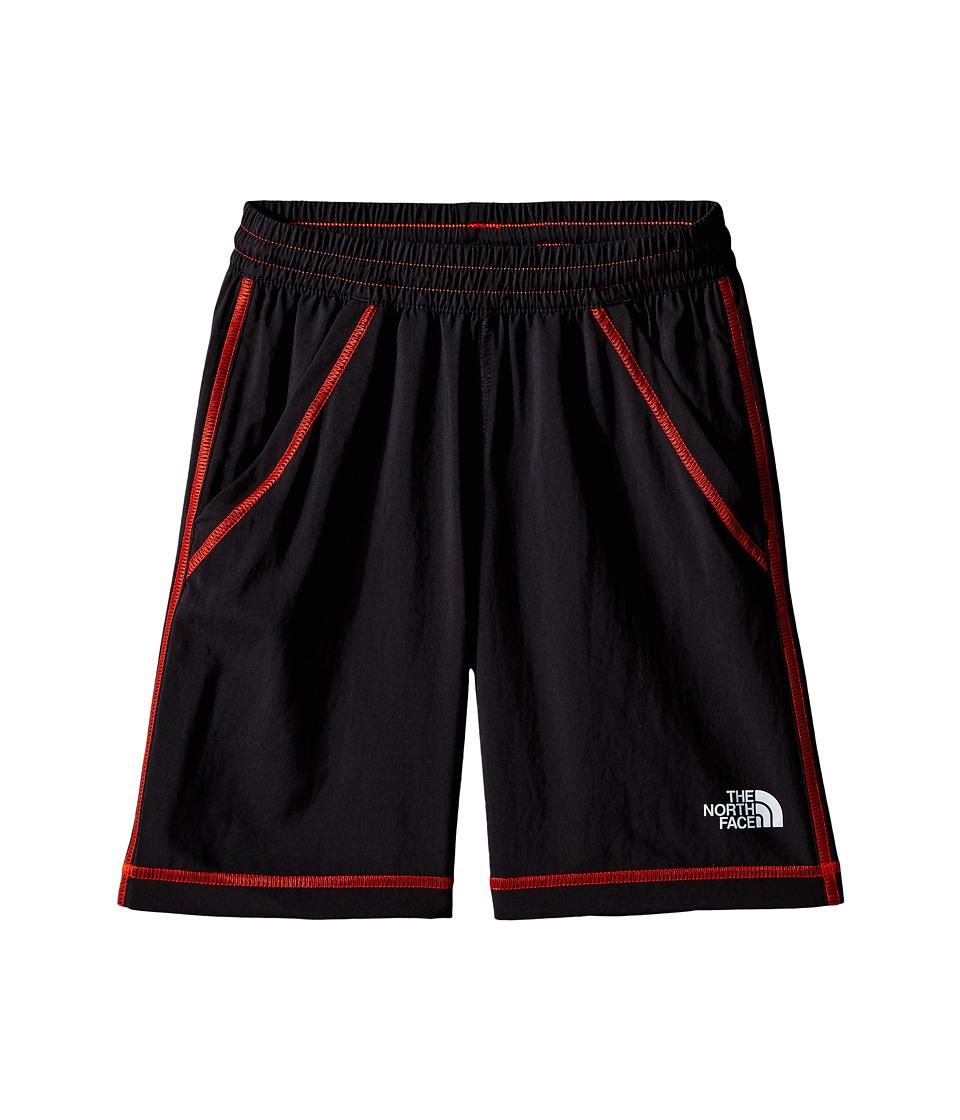 The North Face Kids - Mak Voltage Shorts (Little Kids/Big Kids) (TNF Black) Boy's Shorts