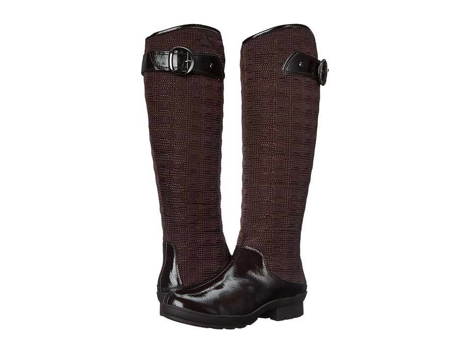 A2 by Aerosoles Cascade (Dark Brown Combo) Women