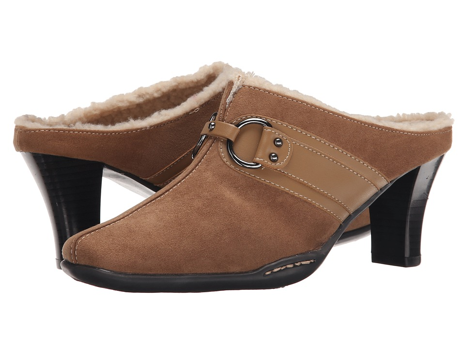 A2 by Aerosoles - Snapjack (Taupe) Women's Shoes