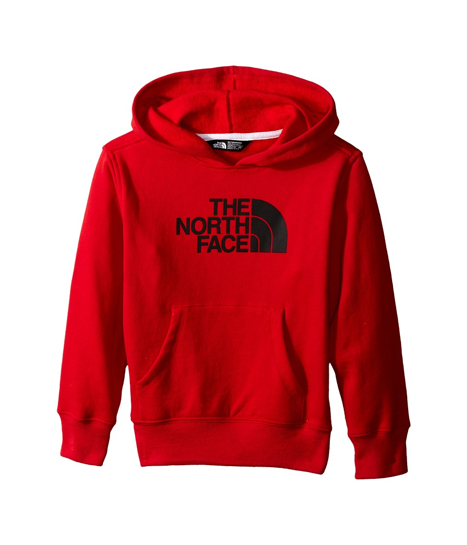 The North Face Kids - Logowear Pullover Hoodie (Little Kids/Big Kids) (TNF Red) Boy's Sweatshirt