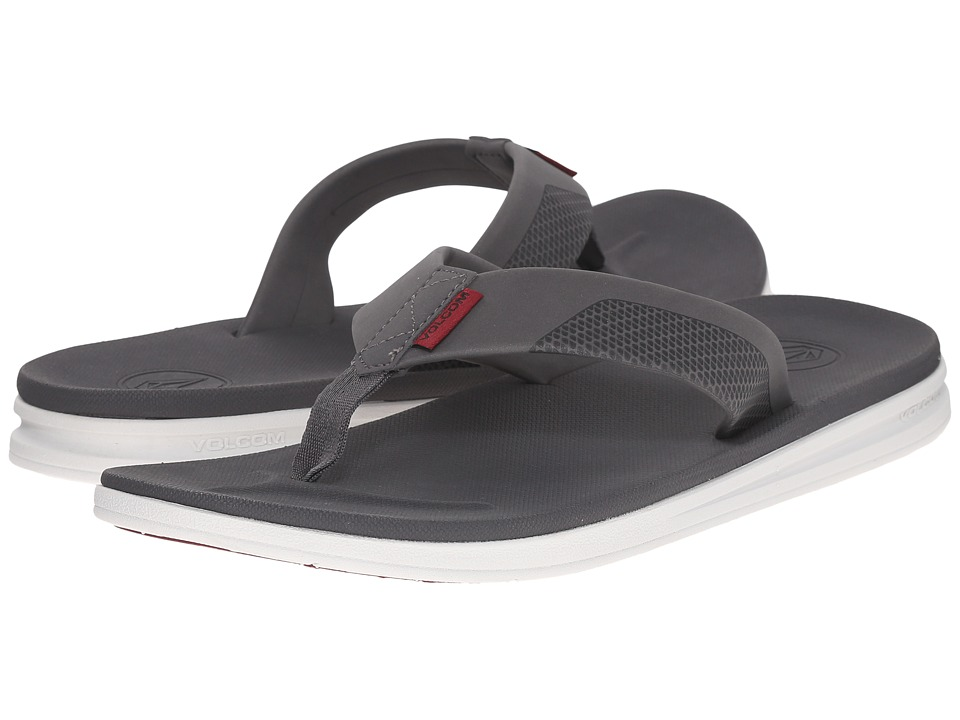 Volcom Draft Sandal (Cool Grey) Men