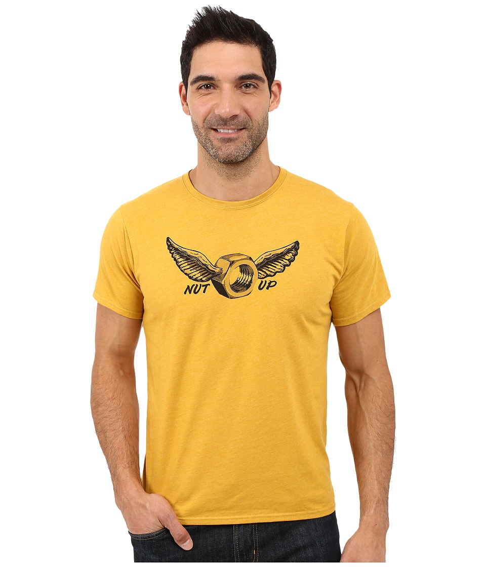 Mountain Hardwear Nut Up S/S Tee (Heather Inca Gold) Men