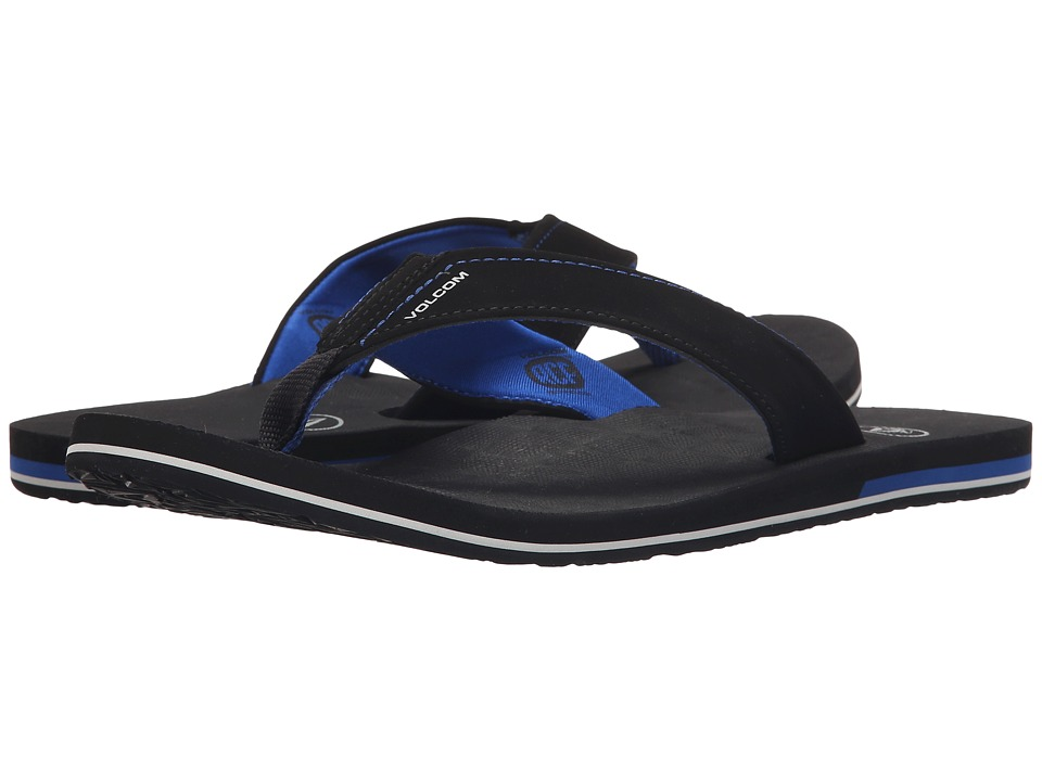 Volcom - Victor 2 (Blue Black) Men's Sandals