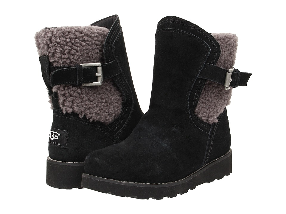 UGG Kids - Jayla (Black) Girls Shoes