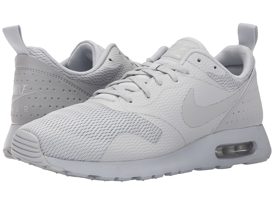 Nike - Air Max Tavas (Pure Platinum/Pure Platinum/Neutral Grey) Men's Shoes
