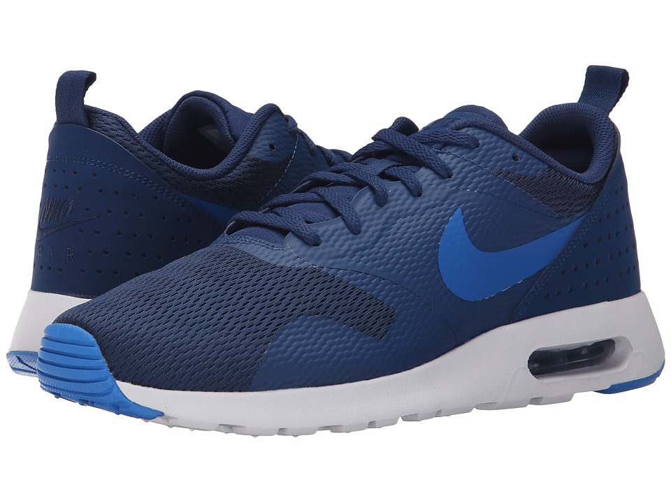 Nike - Air Max Tavas (Coastal Blue/White/Photo Blue/Blue Spark) Men's Shoes