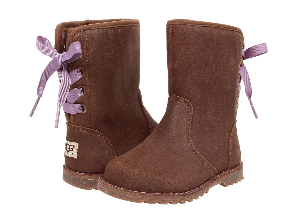 UGG Kids - Corene (Chocolate) Girls Shoes
