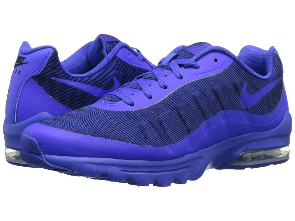 Nike - Air Max Invigor Premium (Racer Blue/Black/Racer Blue) Men's Running Shoes