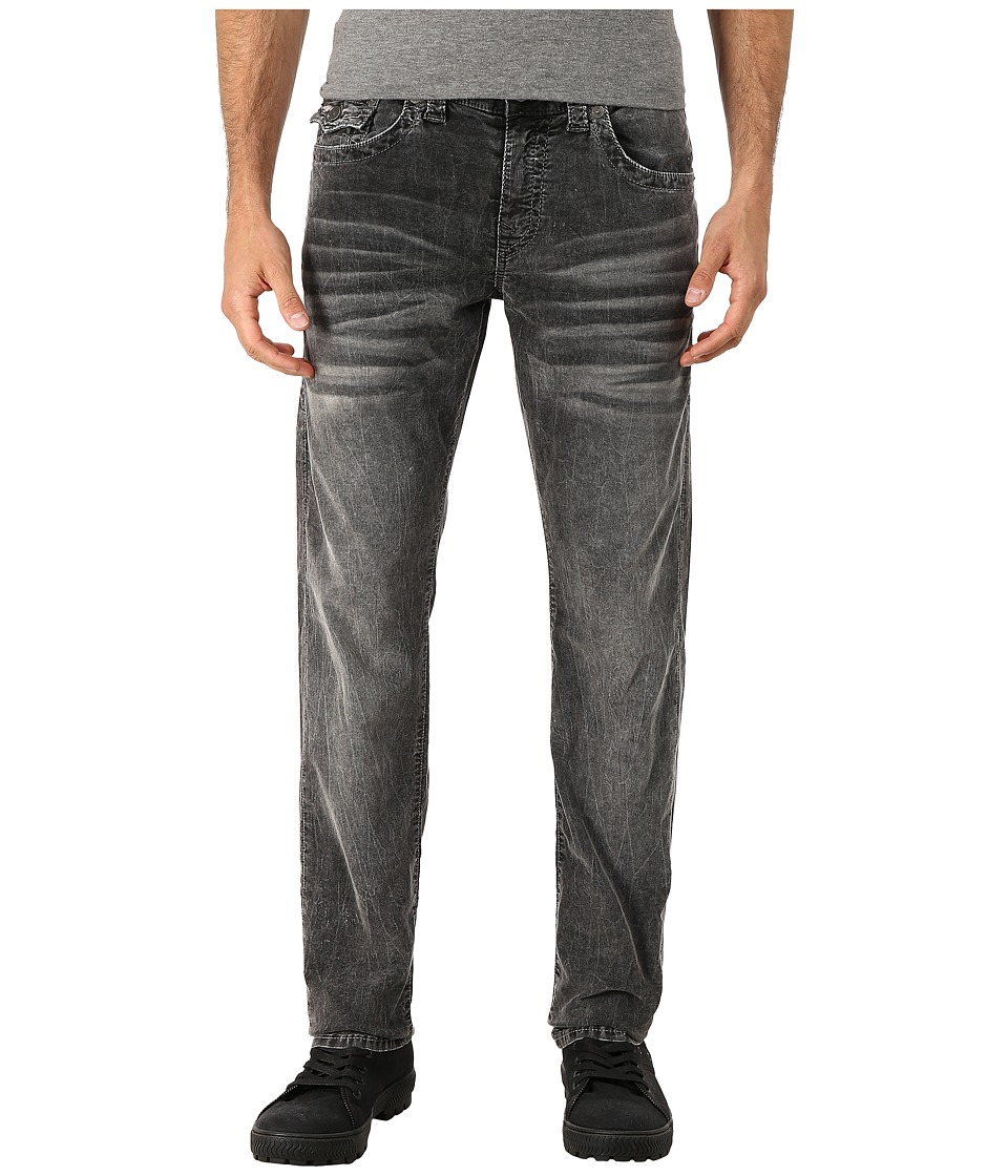 True Religion - Geno with Flap Corduroy (Iron) Men's Casual Pants
