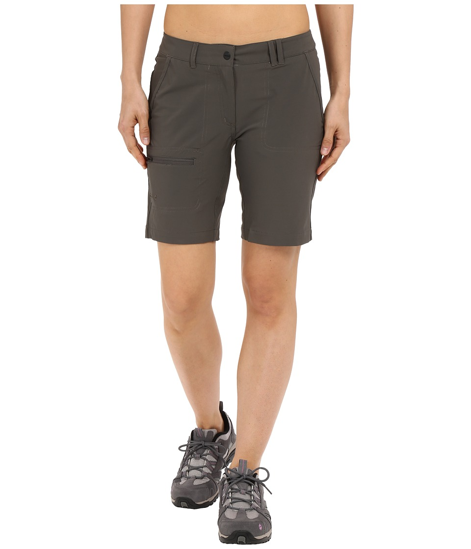 adidas Outdoor - All Outdoor Light Hike Flex Shorts (Cinder) Women's Shorts