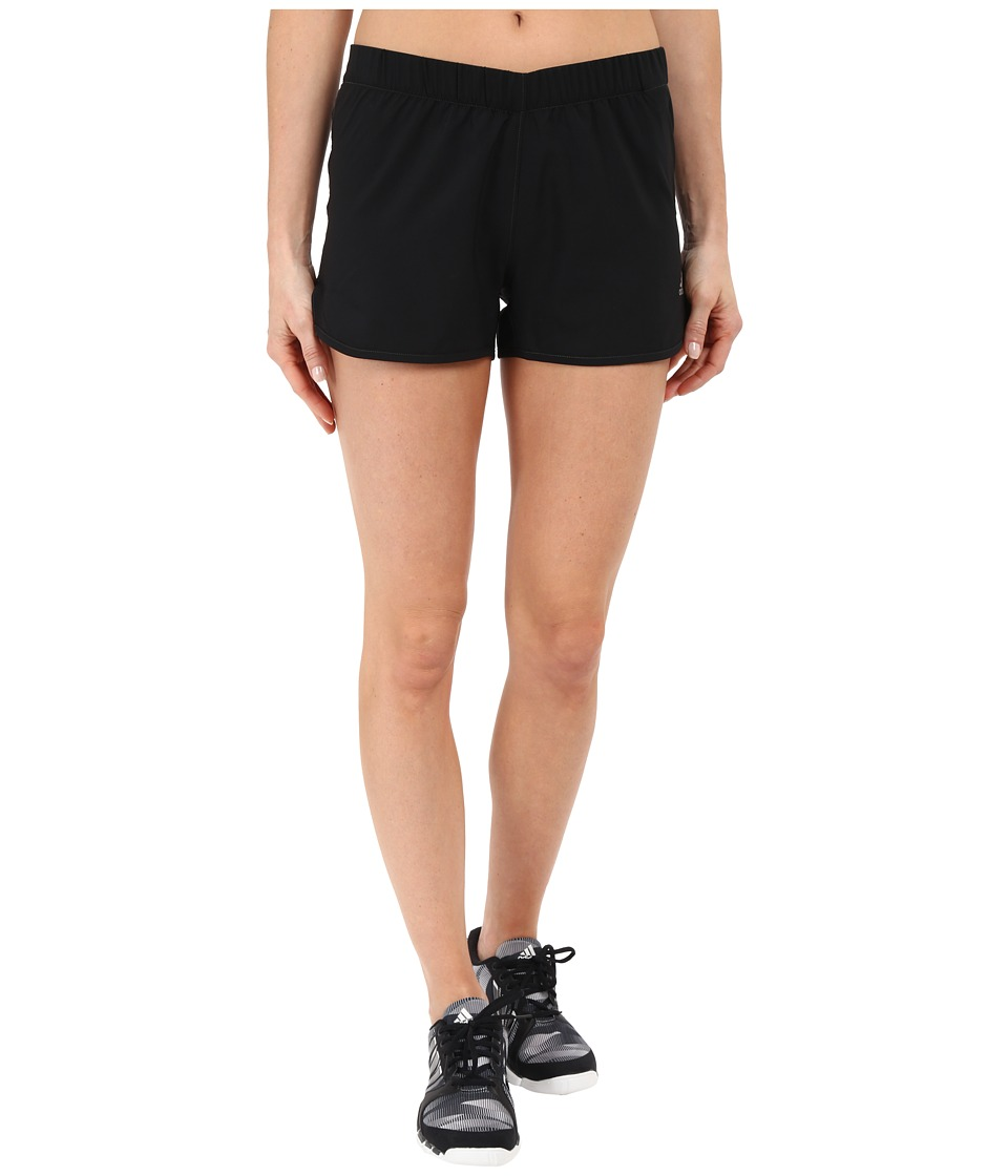 adidas Outdoor - All Outdoor Mountain Fly Shorts (Black) Women's Shorts
