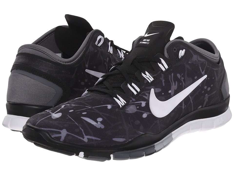 Nike - Free TR Connect 2 (Black/Wolf Grey/Dark Grey/White) Women's Cross Training Shoes