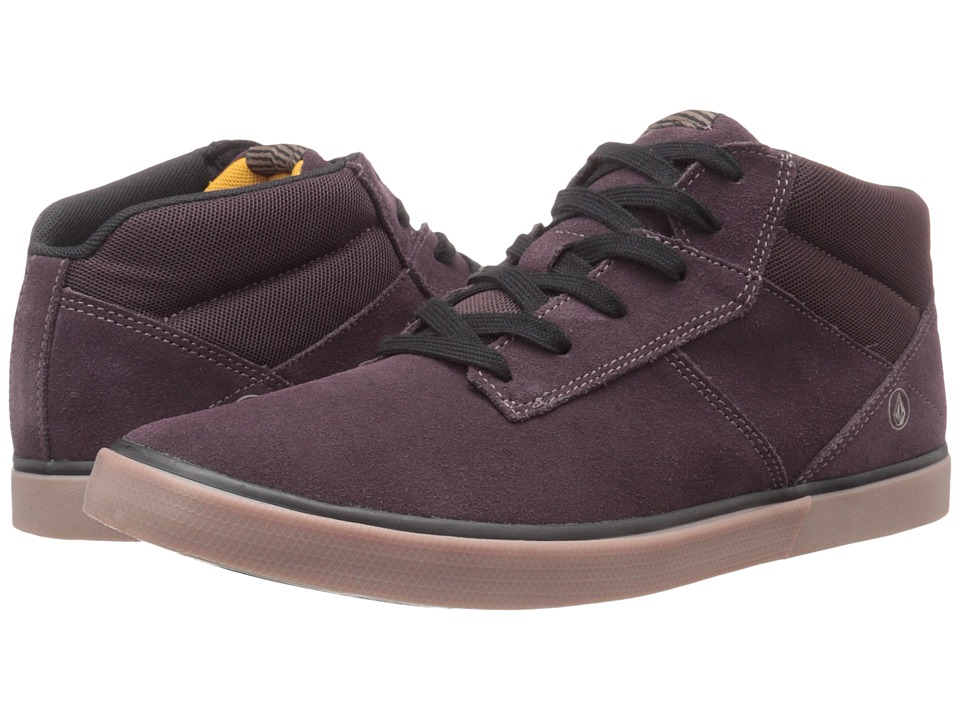 Volcom - Grimm Mid 2 (Soil) Men's Shoes