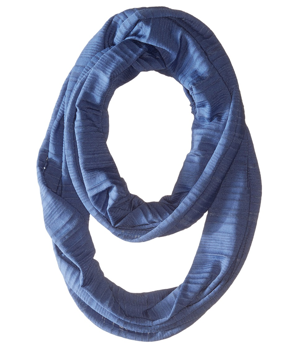 Columbia - See Through You Infinity Scarf (Bluebell Stripe) Scarves