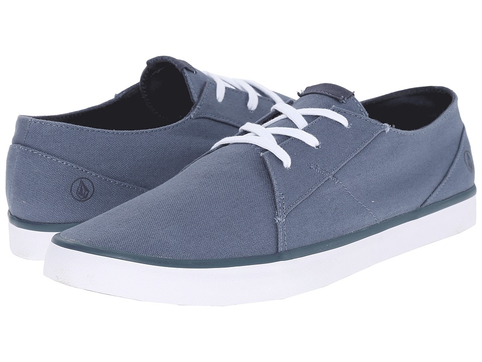 Volcom - Lo Fi 2 (Grey Blue) Men's Lace up casual Shoes