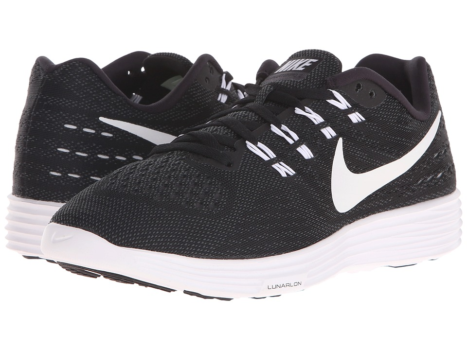 Nike - Lunartempo 2 (Black/Anthracite/White) Women's Running Shoes